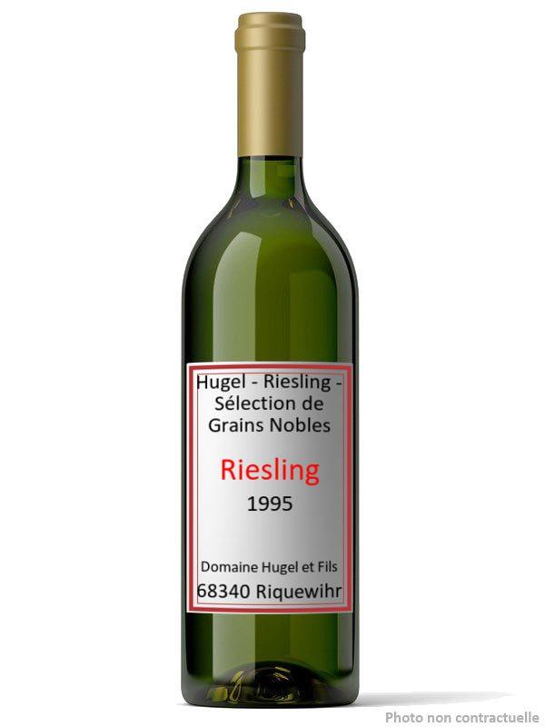 Hugel - Riesling - Sélection de Grains Nobles 1995