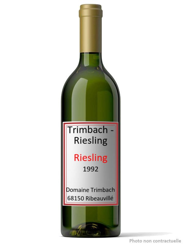 Trimbach - Riesling 1992